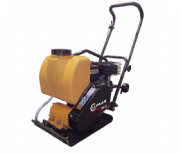Lumag RPi12 10.5 KN 14 Petrol Compactor Wacker Plate with Water System